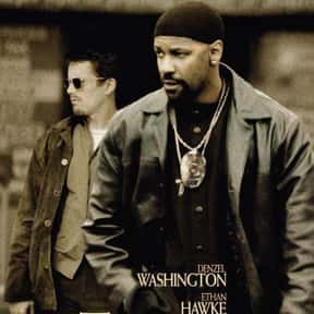 Training Day is listed (or ranked) 6 on the list The Best Denzel Washington Movies