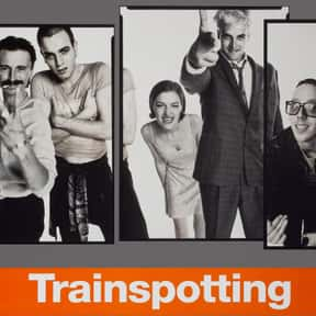 Trainspotting is listed (or ranked) 25 on the list The Greatest Soundtracks of All Time
