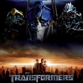 Transformers is listed (or ranked) 8 on the list The Best CGI Adventure Movies