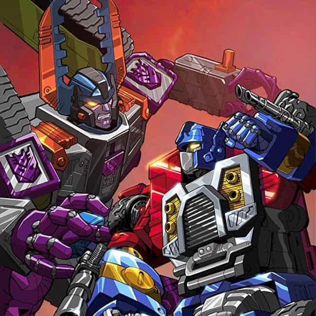 Transformers: Armada is listed (or ranked) 4 on the list The Best Transformers Shows Of All Time
