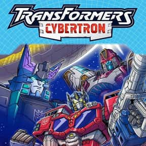 Transformers: Cybertron is listed (or ranked) 19 on the list Good TV Shows for 8 Year Olds