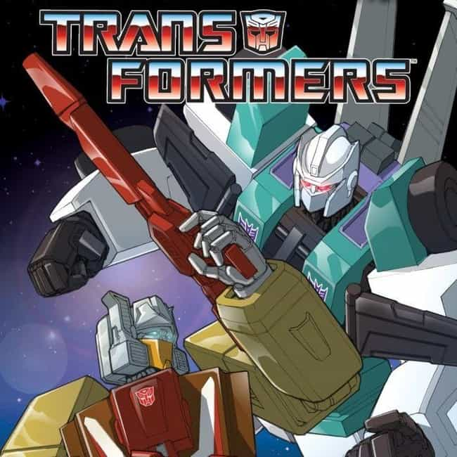Transformers: The Headmasters is listed (or ranked) 4 on the list The Best Transformers Shows Of All Time