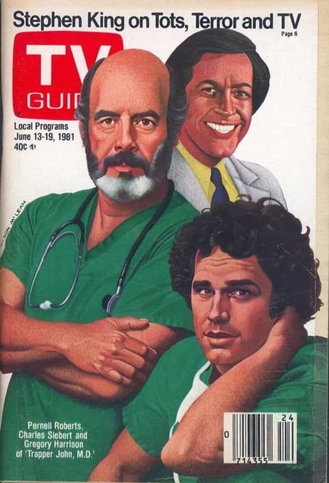 Trapper John, M.D. is listed (or ranked) 3 on the list The Best 1980s Medical TV Shows