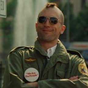 Travis Bickle is listed (or ranked) 17 on the list Who Are Your Favorite Bad Guy Main Characters?