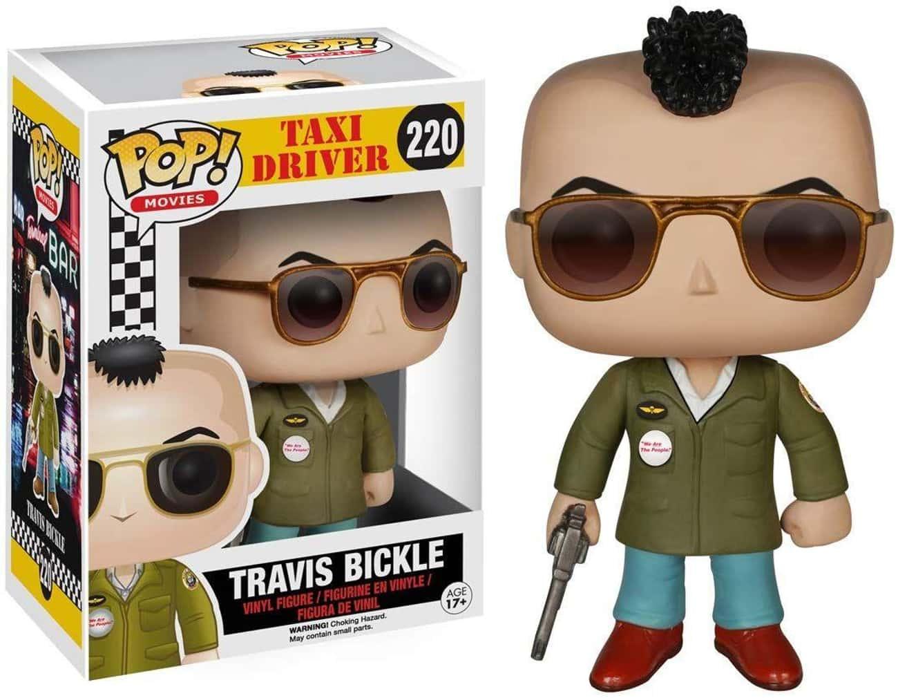 Travis Bickle ('Taxi Driver')