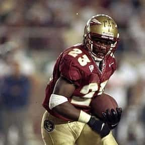 Travis Minor is listed (or ranked) 8 on the list The Best Florida State Seminoles Running Backs of All Time