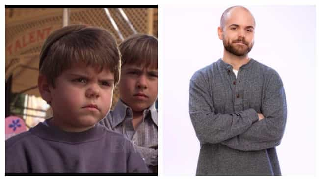 Travis Tedford is listed (or ranked) 1 on the list What Happened To All The Kids From Little Rascals?