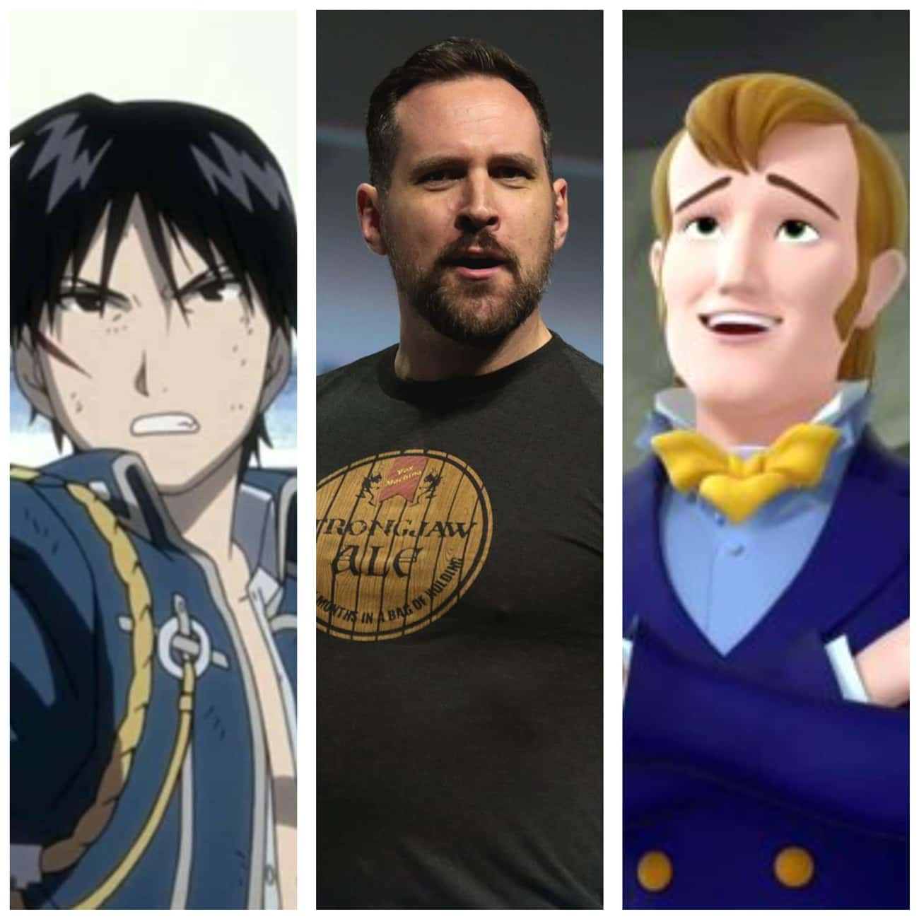Travis Willingham From 'Fullme is listed (or ranked) 3 on the list 15 Times Anime Voice Actors Appeared In Western Cartoons