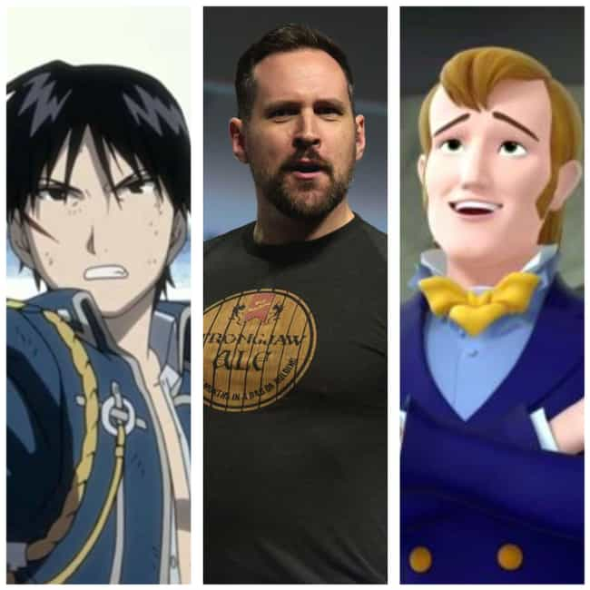 Travis Willingham is listed (or ranked) 1 on the list 15 Times Anime Voice Actors Appeared In Western Cartoons