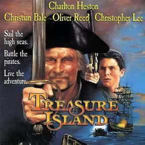 Treasure Island is listed (or ranked) 6 on the list The Best Pirate Movies