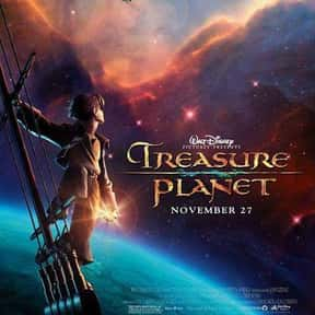 Treasure Planet is listed (or ranked) 17 on the list The Best Pirate Movies