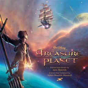 Treasure Planet is listed (or ranked) 24 on the list The Best '90s Cartoon Movies