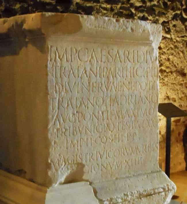 Trebonius is listed (or ranked) 4 on the list The Craziest Romans Who Helped Kill Julius Caesar