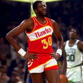 Tree Rollins is listed (or ranked) 20 on the list The Best NBA Centers of the 1980s