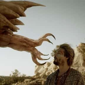Tremors is listed (or ranked) 10 on the list Horror Movies That Don't Look Like Horror Movies