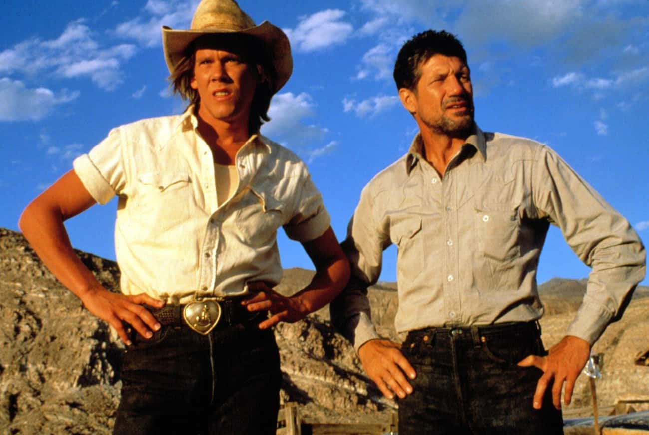 Tremors is listed (or ranked) 3 on the list 'Stupid' Action Movies That Are Secretly Brilliant