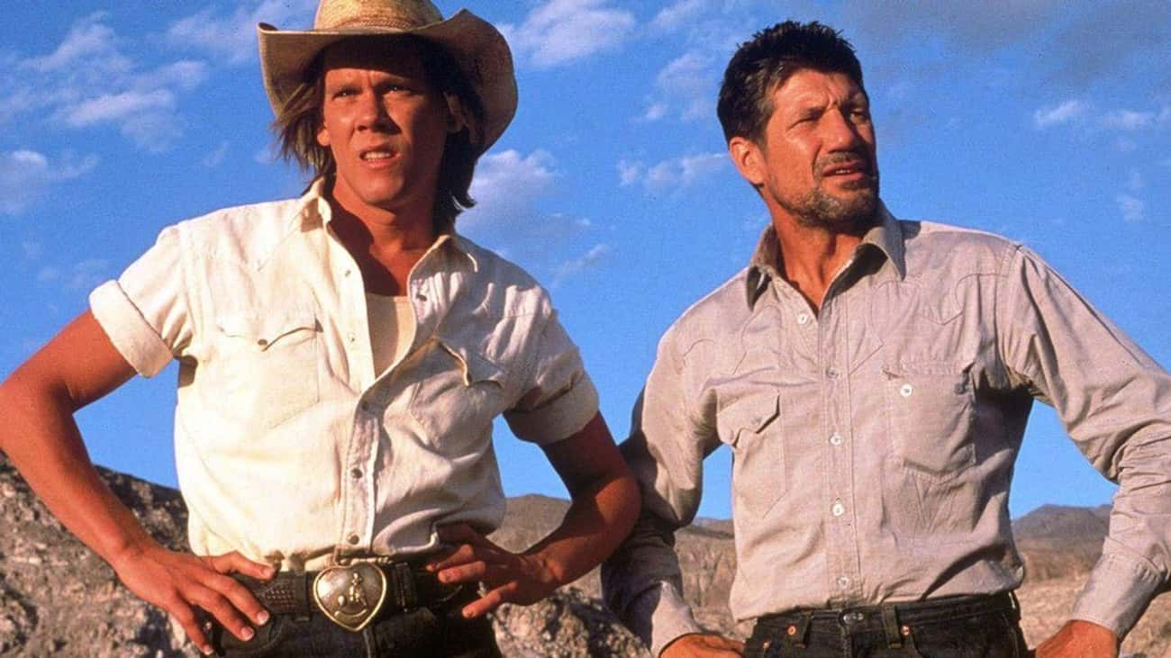 Tremors is listed (or ranked) 4 on the list Pretty Good Horror Movies That Take Place In The Desert