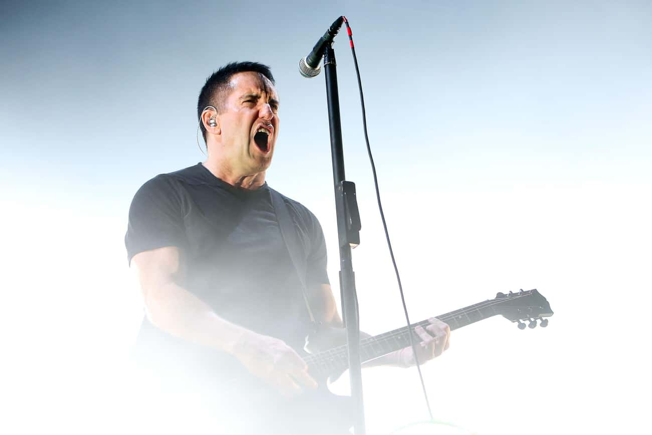 Trent Reznor is listed (or ranked) 4 on the list Famous Male Bassists