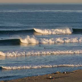 Trestles is listed (or ranked) 10 on the list The Best U.S. Beaches for Surfing