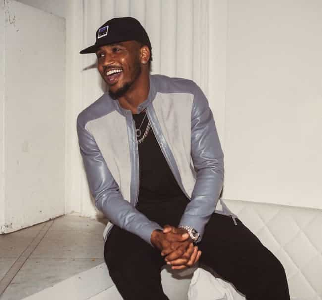 Trey Songz is listed (or ranked) 3 on the list 29 Rappers Who Are Sagittarius
