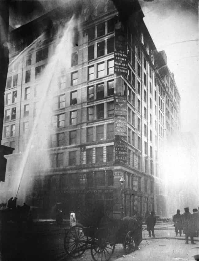 Triangle Shirtwaist Factory fi... is listed (or ranked) 1 on the list If People Paid Attention, These Disasters May Never Have Happened