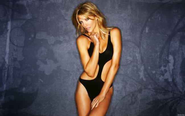 Tricia Helfer is listed (or ranked) 3 on the list The 12 Hottest Video Game Voice Over Actresses