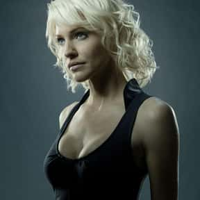 Tricia Helfer is listed (or ranked) 6 on the list The Hottest Canadian Actresses