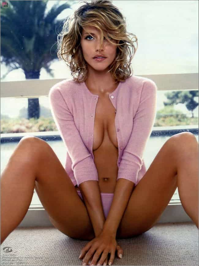 Tricia Helfer is listed (or ranked) 4 on the list Lovely Celebrity Women Who Are Very, Very Tall