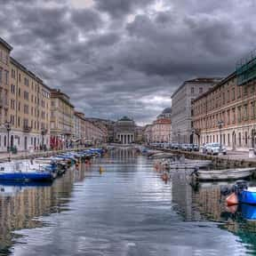 Trieste is listed (or ranked) 10 on the list The Best Countries for Nightlife