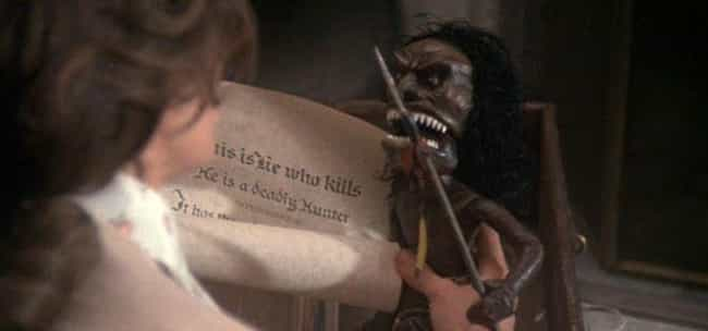 Trilogy of Terror is listed (or ranked) 1 on the list 13 Gifts In Horror Movies That Go Wrong