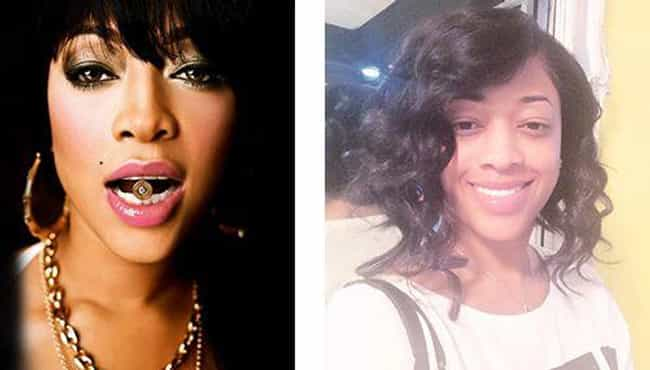 Trina is listed (or ranked) 3 on the list 16 Women Rappers Without Makeup On