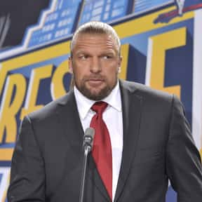 Triple H is listed (or ranked) 10 on the list WWE's Greatest Superstars of the 21st Century