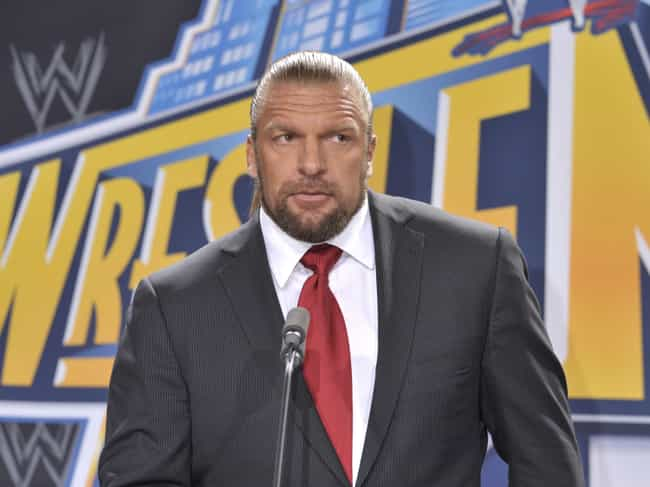 Triple H is listed (or ranked) 2 on the list The Most Tenured Current WWE Superstars