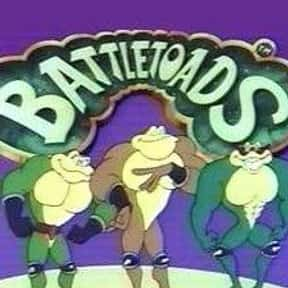 Battletoads is listed (or ranked) 2 on the list DiC Entertainment Shows and TV Series