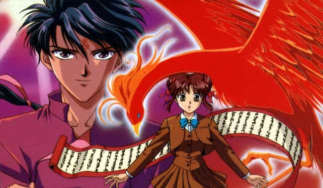 Fushigi Yuugi is listed (or ranked) 3 on the list The 13 Best Anime Like Inuyasha