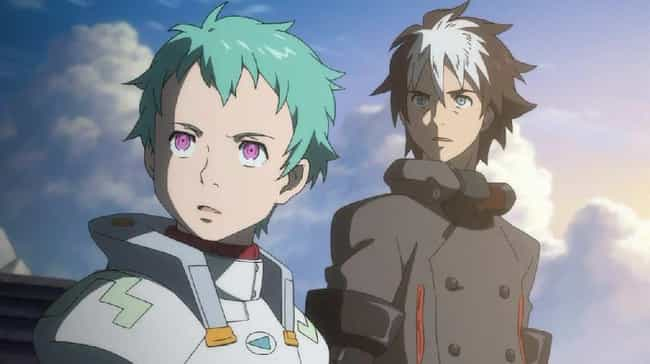 Eureka 7 (US) is listed (or ranked) 4 on the list 13 Great Anime That Had Terrible Second Seasons