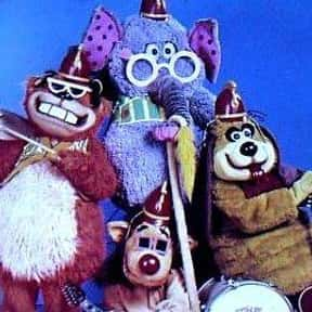 The Banana Splits Adventure Ho is listed (or ranked) 14 on the list The Best Puppet TV Shows