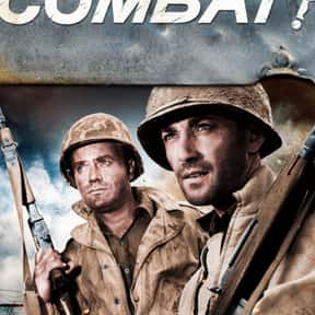Combat is listed (or ranked) 2 on the list The Best World War II TV Shows