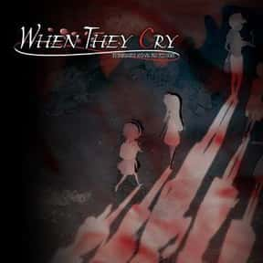 When They Cry is listed (or ranked) 2 on the list The Top Horror Anime of All Time