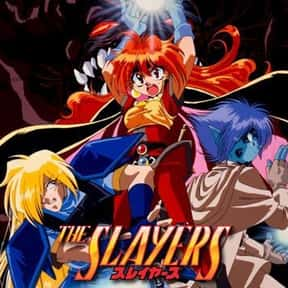 The Slayers is listed (or ranked) 15 on the list The Best Anime Like Fairy Tail