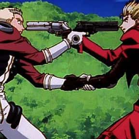 Vash Vs. Knives In 'Trigun' is listed (or ranked) 2 on the list The Best Anime Gunfights Of All Time