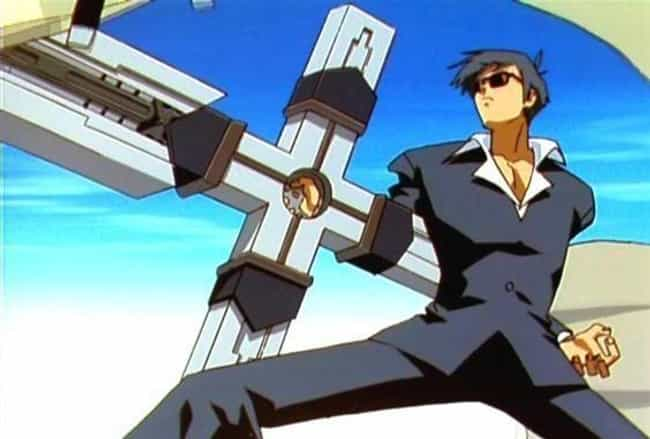 Trigun is listed (or ranked) 4 on the list The 20 Coolest Anime Guns Of All Time