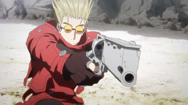 Trigun is listed (or ranked) 1 on the list 15 Random Anime You Completely Forgot Existed