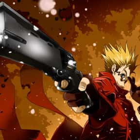 Trigun is listed (or ranked) 22 on the list 25+ Anime With Great Rewatch Value