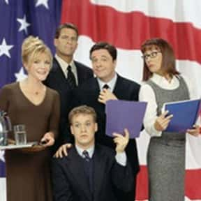 Charlie Lawrence is listed (or ranked) 22 on the list The Best 2000s CBS Comedy Shows