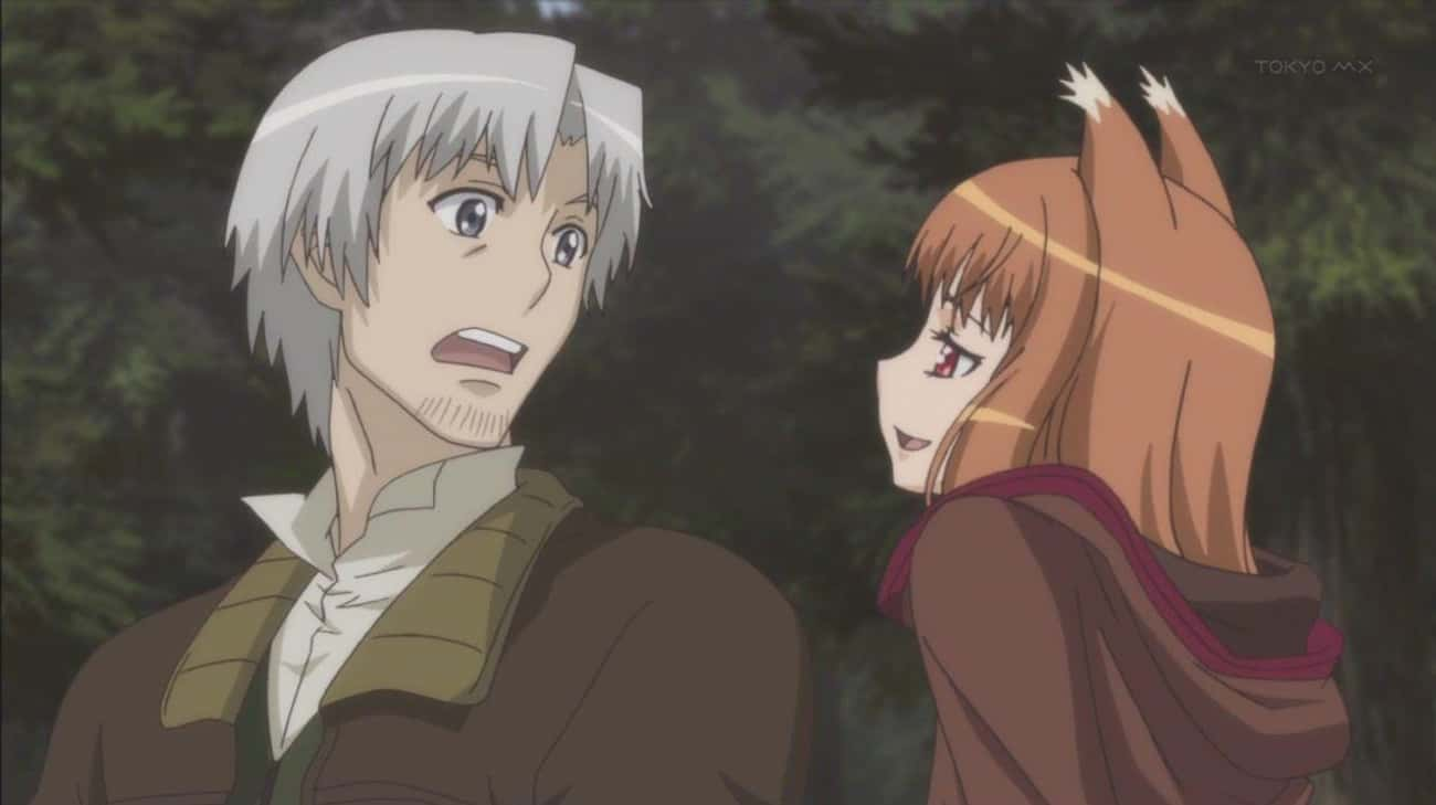 Spice And Wolf is listed (or ranked) 3 on the list 15 Great Anime Romances With Grown-Up Couples