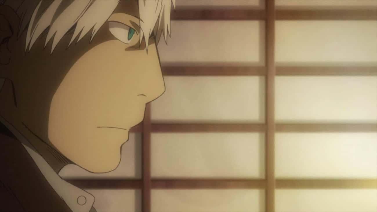 Mushi-shi is listed (or ranked) 4 on the list The Best Anime Like Zoku Owarimonogatari