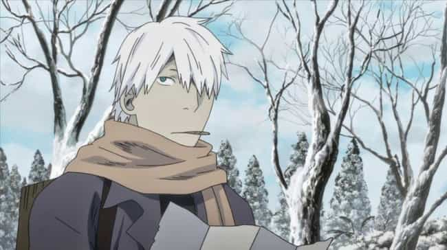 Mushi-shi is listed (or ranked) 1 on the list 15 Great Anime With Virtually No Violence