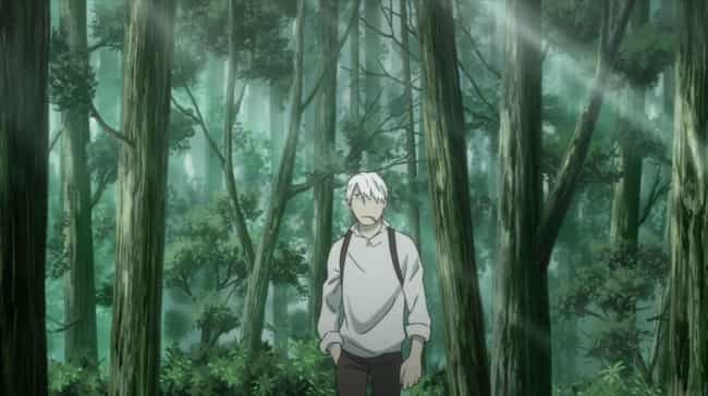 Mushi-shi is listed (or ranked) 4 on the list The 14 Best Anime With Standalone Episodes