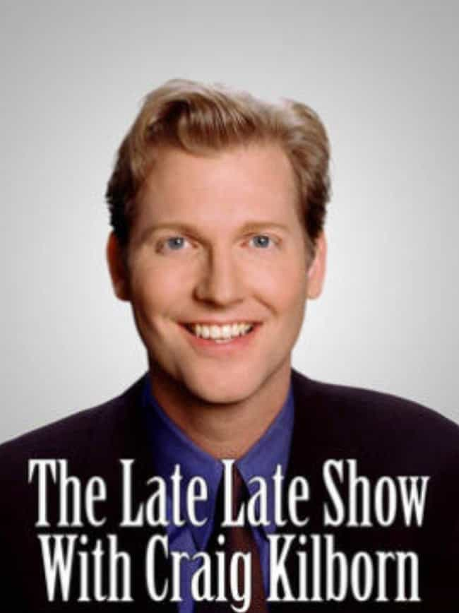 The Late Late Show with ... is listed (or ranked) 2 on the list TV Shows Produced By Worldwide Pants